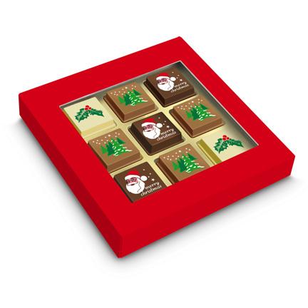 Kerstbonbons als eindejaarsgeschenk voor uw klanten