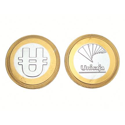 Chocolademunt met logo als smaakvol promotiemiddel