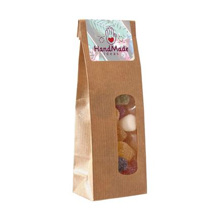 Snoepzakje tum tum met logo als smaakvolle give-away
