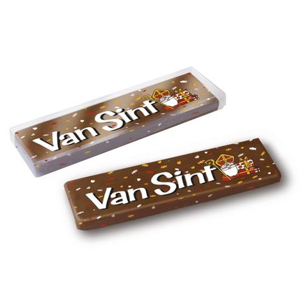 Sintreep chocolade als cadeautje voor Sinterklaas